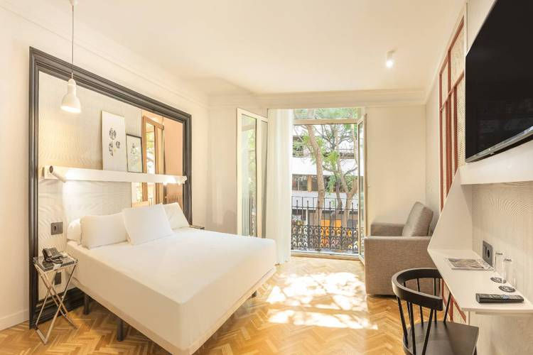 Superior rooms (20m2) sh ingles hotel valencia