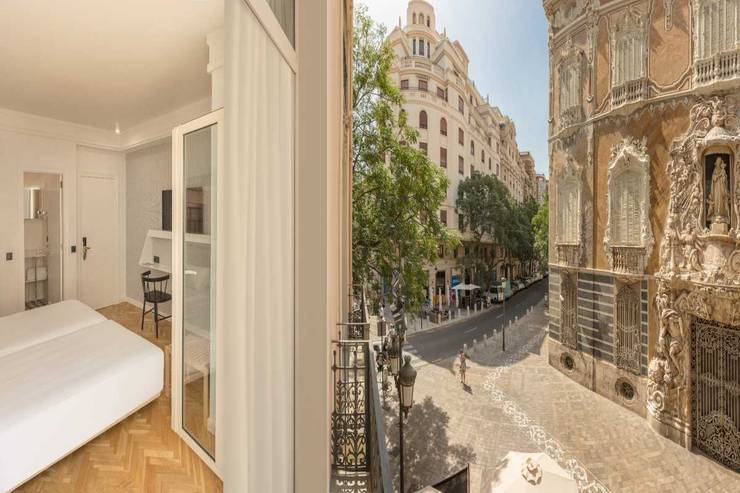 Room with palace views (17m2) sh ingles hotel valencia