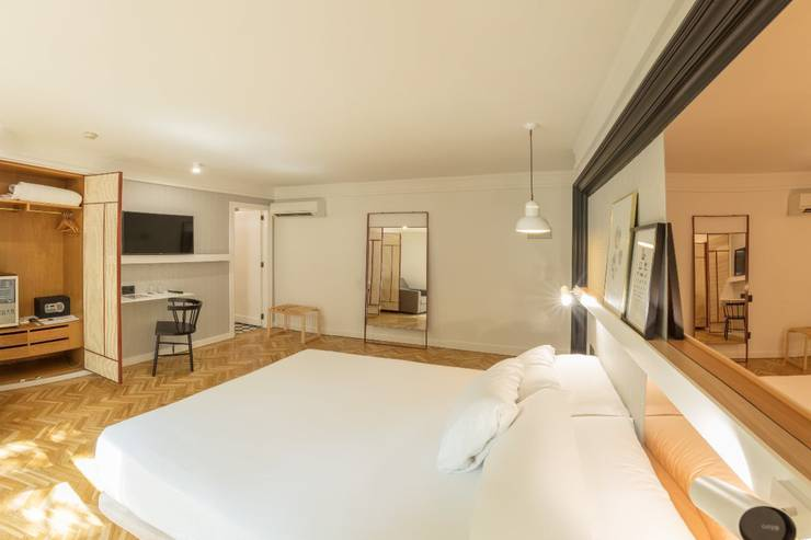 Standard rooms (16m2) sh ingles hotel valencia